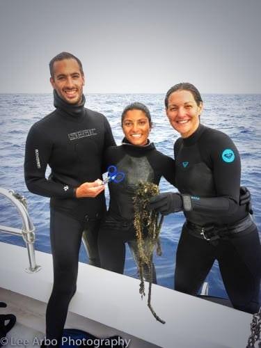 dusky shark rescue epic diving