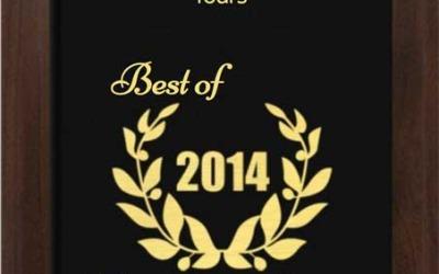 Epic Diving wins 2014 Best Tour Operator Award